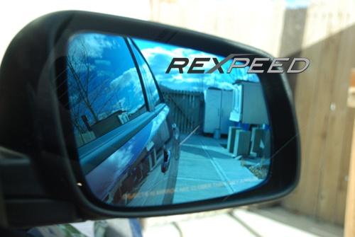 0713e8c944 Evo X Polarized Mirror Rexpeed-Premium Carbon Fiber for your Evolution